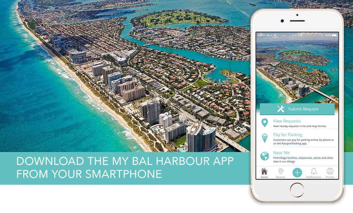 Bal Harbour Village App